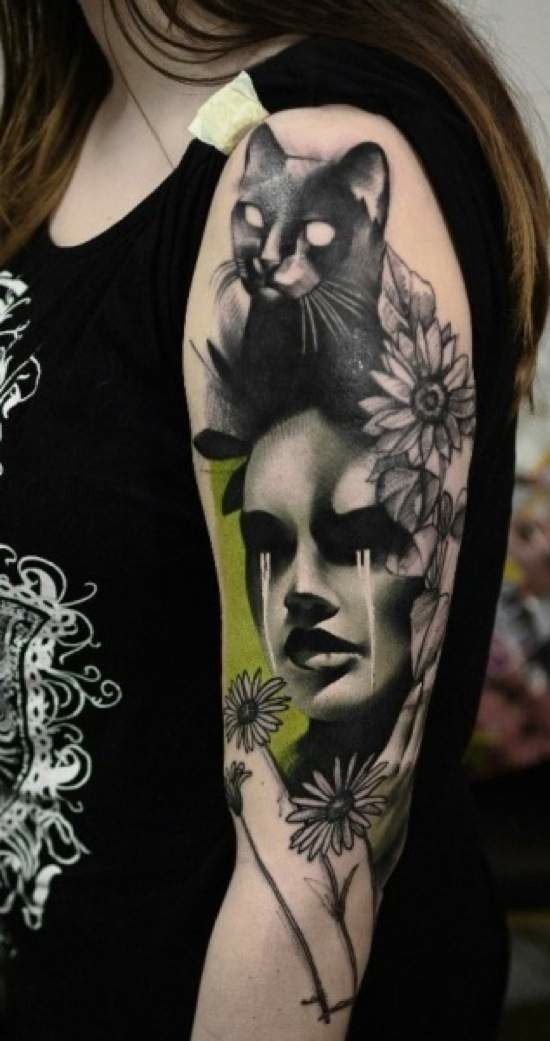 Świetne tatuaże #8 31