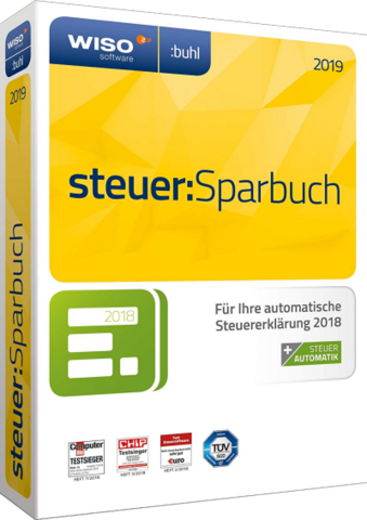 download Wiso Steuer Sparbuch 2019 v26.00 Build 1588