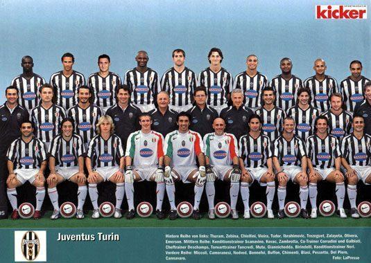 Składy drużyn z 2005 roku 7
