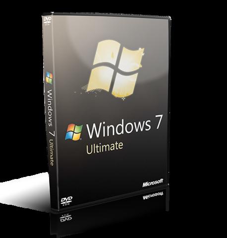 Microsoft Windows 7 HP Pro Ultimate x64