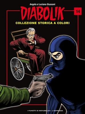 Diabolik - Collezione Storica a Colori 14 (10/2017)