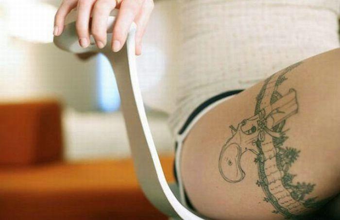 Oryginalne tatuaże 3