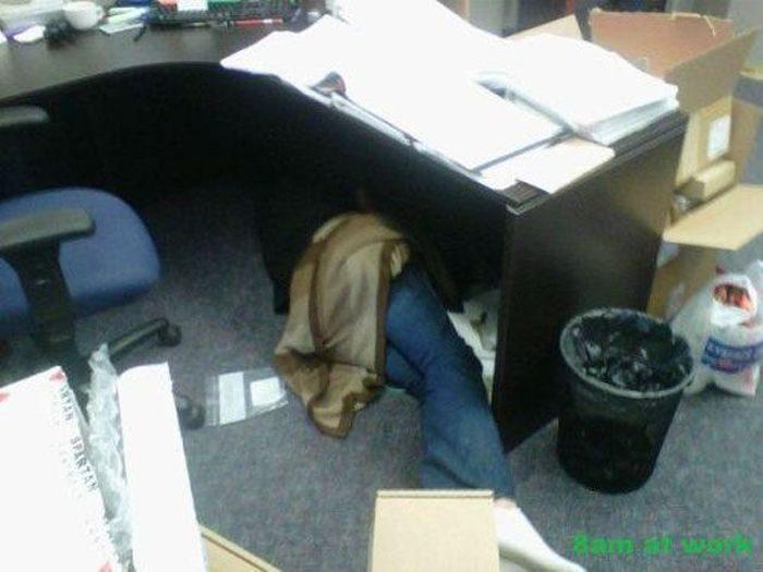 Zły dzień w pracy #10 23