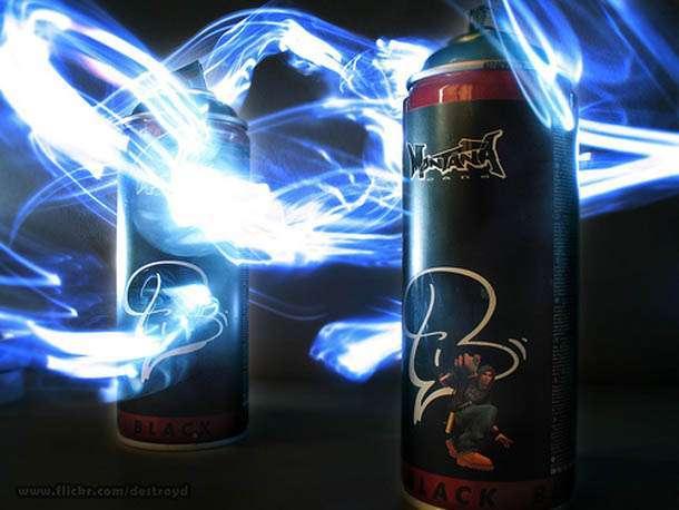 Świetlne graffiti 1