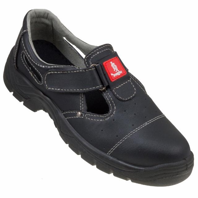 arbeitsschuhe urgent 303 sicherheitsschuhe sandale schwarz top angebot ebay. Black Bedroom Furniture Sets. Home Design Ideas