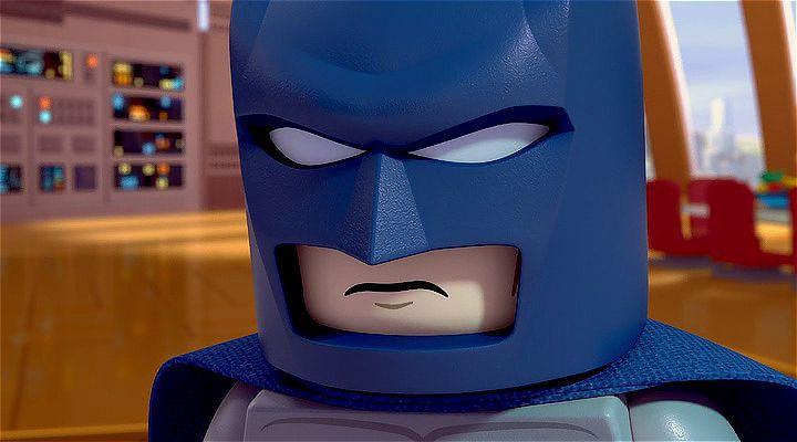 Lego DC Kozmik Çarpışma Ekran Görüntüsü 1