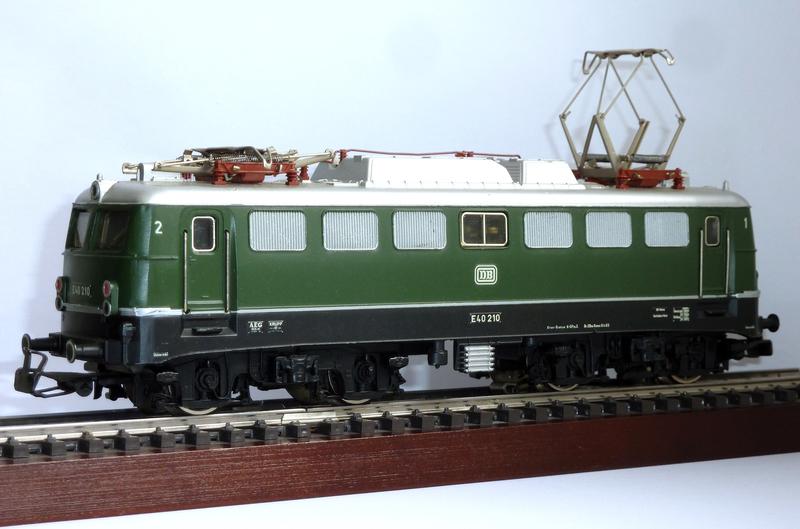 50 Jahre E10 (3039) und E40 (3040) von Märklin  3040.16ju4s