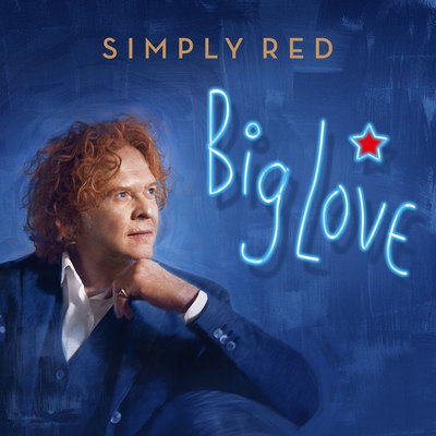Simply Red - Big Love (2015).Mp3 - 320Kbps