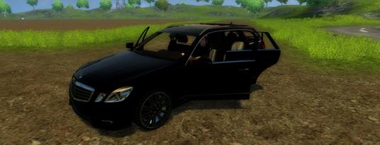 Mercedes Eclass v 1.0