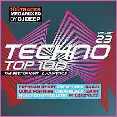 Techno Top 100 Vol. 23 (2016)