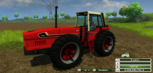 International Harvester 3588 v 1.0