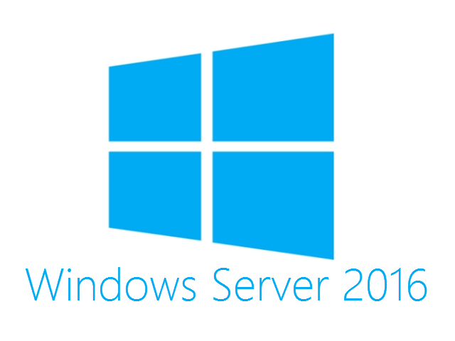 : Microsoft Windows Server 2016 Rtm 64-Bit