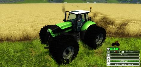 Agrotron X720 v 3.0
