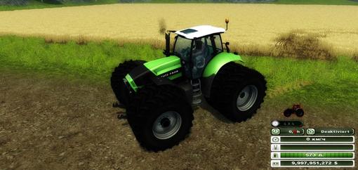 Agrotron X720 v 3.1