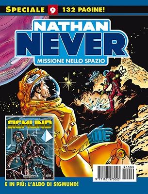 NATHAN NEVER SPECIALE N° 9 - Missione nello spazio (1999)