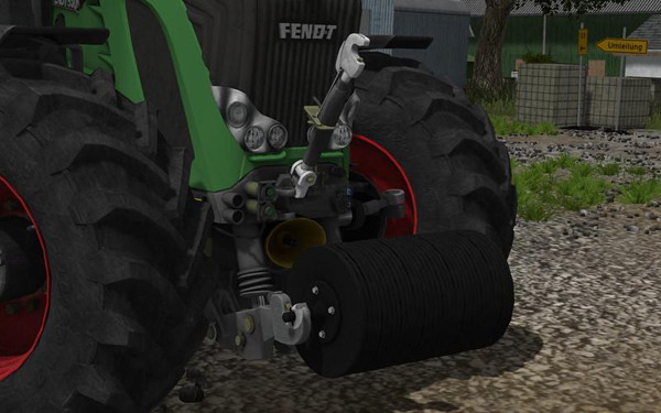 Front weight v1.0