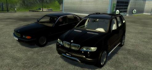 BMW Pack v 1.0