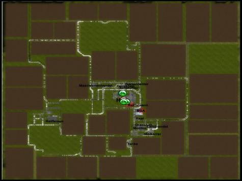 Grenzland map xxl v 4.0 Multifruit