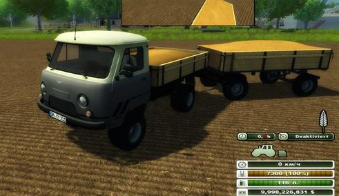 UAZ 452 Pack v 1