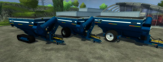 Kinze1050 Cart Pack v 1.0