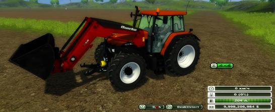 New Holland M100 v 1.0