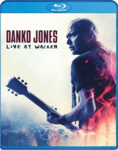 Danko Jones – Live at Wacken 2015 (2016) [BDRip 1080p]