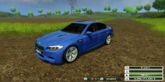 BMW535i v 2.0