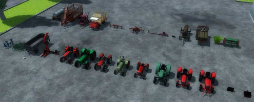 FREE DLC – Farming Classics v 1.0 (More Realistic)
