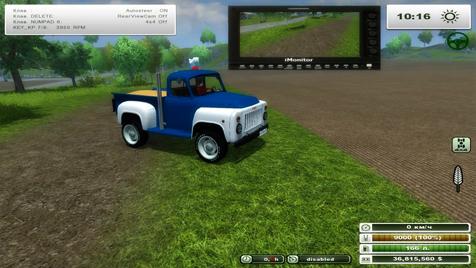 GАZ 53 pickup v 1.0