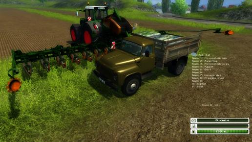 GAZ 52 seeds v 2.0