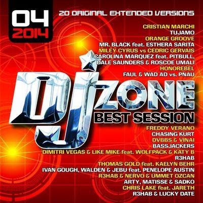 VA . Dj Zone: Best Session 04 [2CD] (2014) .mp3 - V0