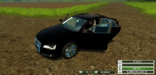 Audi A8 v 1.0