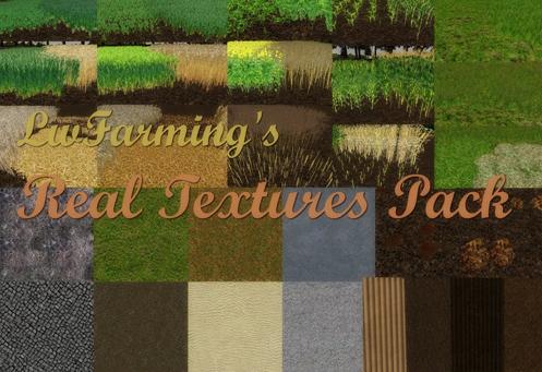 Textures Pack v 1.0