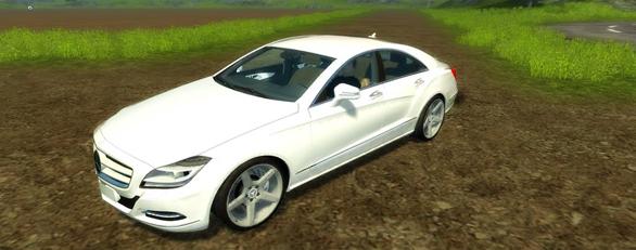 Mercedes E class CLS v 2.0
