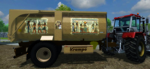 KrampeBBE 500 Egypt Style v 1.0