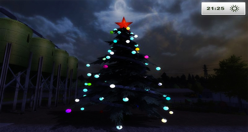 Placeable Christmas Tree v 2.1