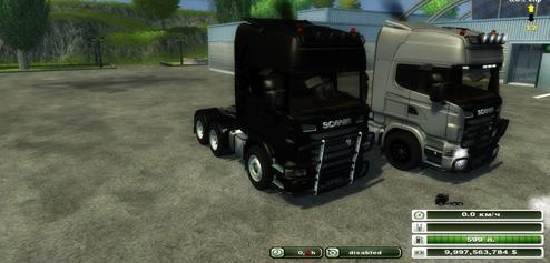 Scania R730 v 1.1