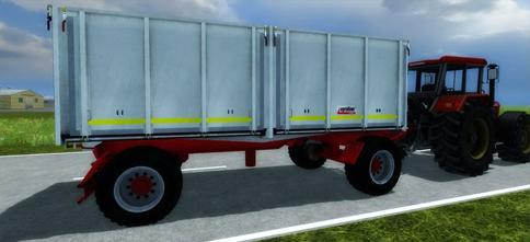 Kroeger Agroline HKD302 v1.1
