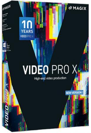 Magix Video Pro X10 v16.0.1.236