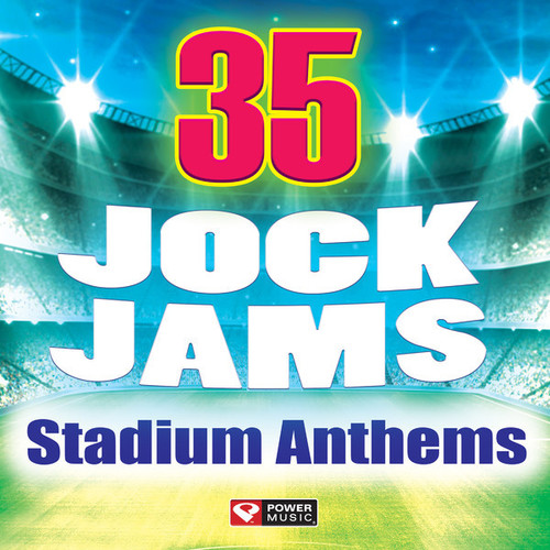 35 Jock Jams - Stadium Anthems (2014)
