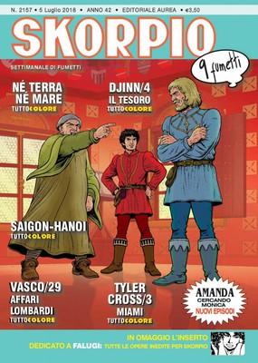 Skorpio - Anno 42 n. 2157 (2018)