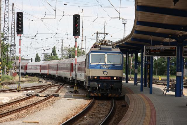 362 003-5 Bratislava Hlavná Stanica