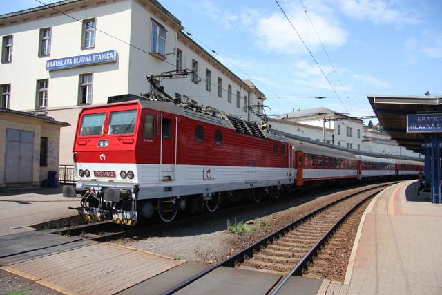 363 146-2 Bratislava Hlavná Stanica
