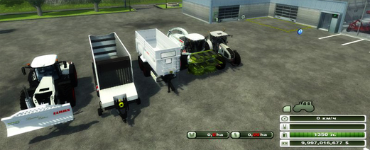 Silage Pack Limited Edition v 1.0