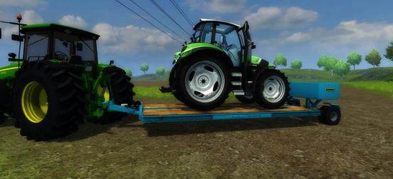 Transport Trailer Bremer v 2.0