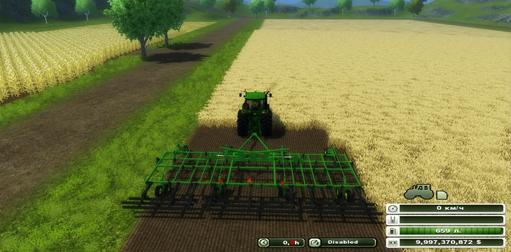 John Deere 2410 Chisel Plow v 1.0 (MoreRealistic)