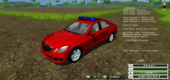 Mercedes Benz 500 v 1.0 (MoreRealistic)
