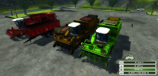 Mod Pack kohlrabi strawberry v 1.0