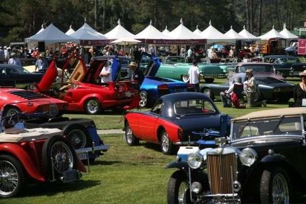 Wystawa starych samochodów 5