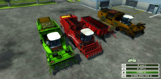 Mod Pack kohlrabi strawberry v 2.1